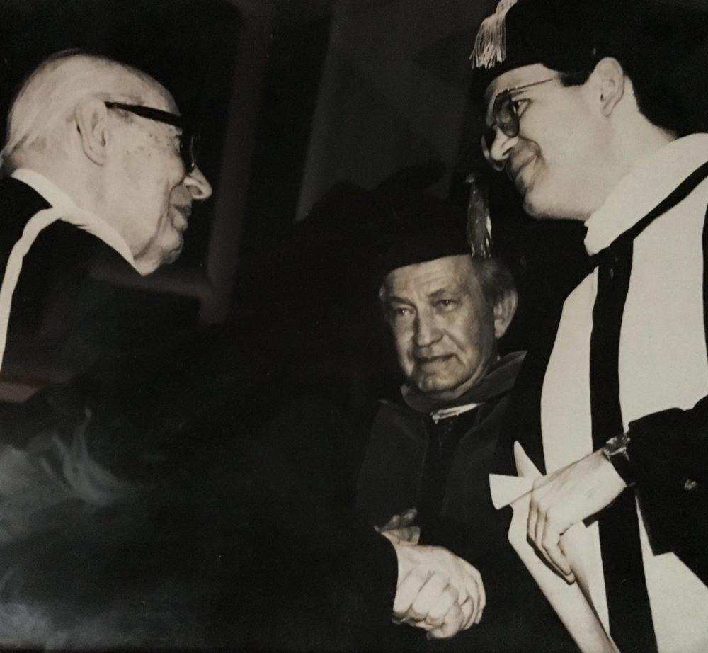 Segovia and Goluses - Andres Segovia Professorship, MSM