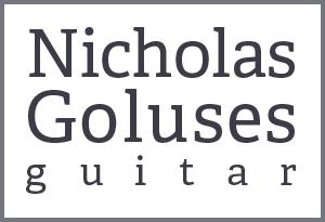 Nicholas Goluses